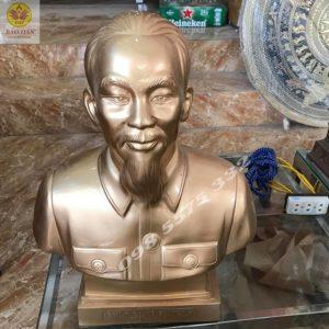 Tượng Bác Hồ bằng Đồng - TBĐ3