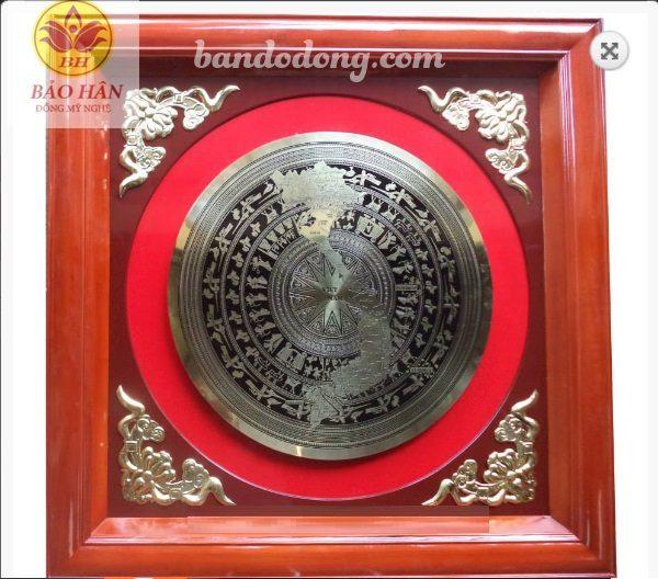 Tranh Trống Đồng Sang - TRO8